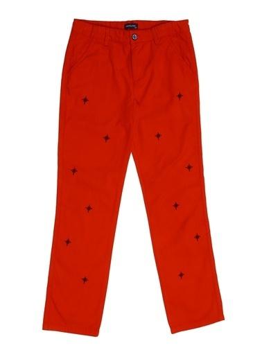North Of Navy Pantolon Kırmızı